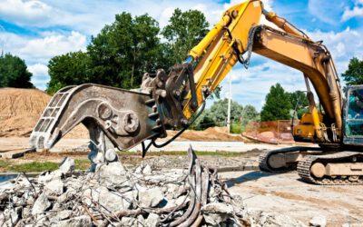 Levering slooppand of bouwterrein?
